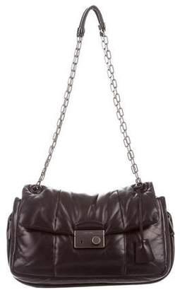Prada Quilted Flap Crossbody Bag