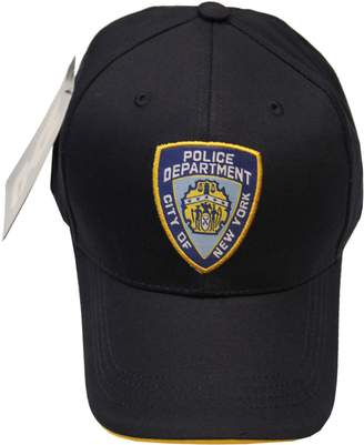 Factory NYC NYPD Baseball Hat New York Police Department