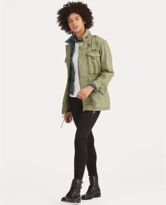 Polo Ralph Lauren Twill Military Jacket