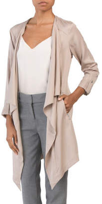 City Fit Long Sleeve Fly Away Jacket