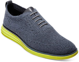 Cole Haan Men Original Grand Stitchlite Oxfords Men Shoes