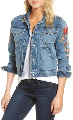 Hudson Ren Denim Trucker Jacket
