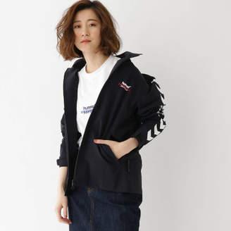BASE CONTROL LADYS 【WEB限定】 コラボ 別注 サイドライン ストレッチ トラックジャケット