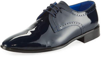 Maceoo Patent Leather Dress Shoe