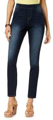 Style&Co. Style & Co. Petite Pull-On Stretch Jeggings
