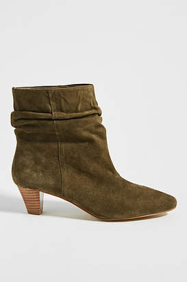 Silent D Tyrek Slouchy Ankle Boots