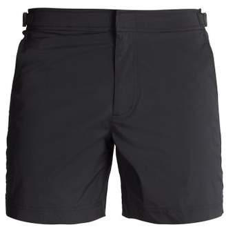 Orlebar Brown Bulldog Sport Swim Shorts - Mens - Dark Grey