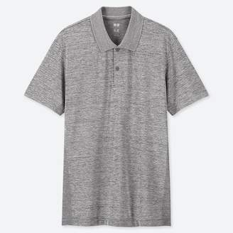 Uniqlo MEN Dry-EX Short Sleeve Polo Shirt
