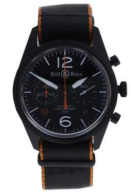 Pre-Owned Bell & Ross Men's Watch