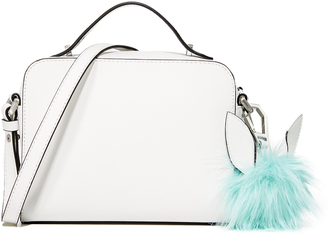 KENDALL + KYLIE Lucy Box Bag $250 thestylecure.com