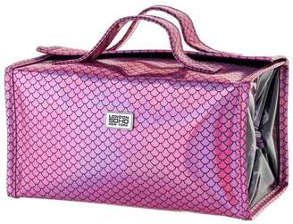 S.O.H.O New York Pink Scales Folded Organiser