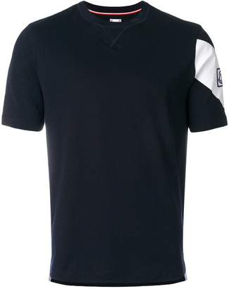 Moncler sleeve patch T-shirt