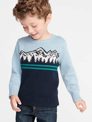 Old Navy Blue Boys Sweaters Shopstyle