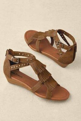 Soft Surroundings Zion Sandals