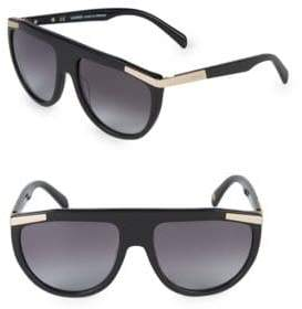 Balmain 57MM Square Sunglasses