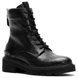 Frye Allison Combat Lace-Up Boots