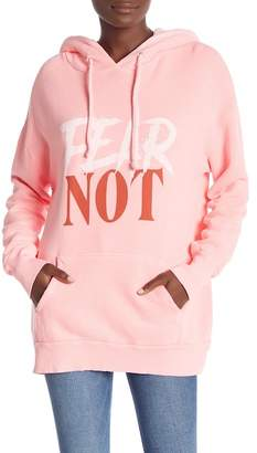Wildfox Couture Fear Not Relax Hoodie