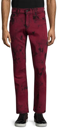 True Religion Straight Fit Flap Pant