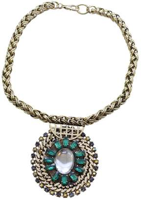 Nicole Romano Gold Gold plated Necklace