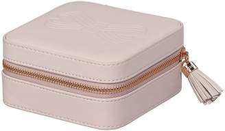Ted Baker Zipped Jewellery Case - Pink