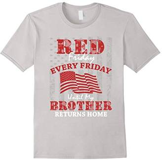 Red Friday Military Shirts - Remember Deployed Brother
