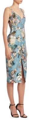 Nicholas Arielle Floral-Print Dress