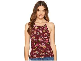 Obey Dark Bloom Top Women's Short Sleeve Pullover