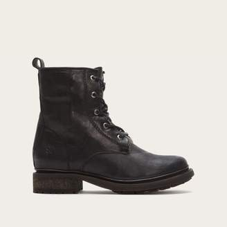The Frye Company Valerie Lace Up Shearling