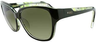 Pucci Women's Ep686s 57Mm Sunglasses
