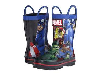 Favorite Characters Avengers Rain Boot (Toddler/Little Kid)