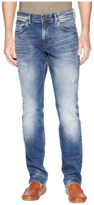 Hudson Blake Slim Straight Zip in Warp Speed Men's Jeans