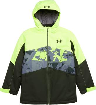 Under Armour Zumatrek Water Repellent ColdGear(R) Hooded Jacket