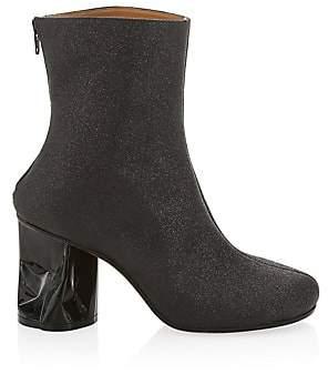 Maison Margiela Women's Gitter Block-Heel Booties