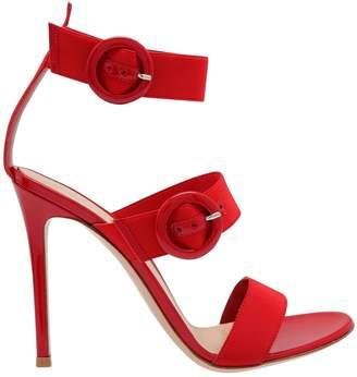 Gianvito Rossi Rya Multi Strap Sandal