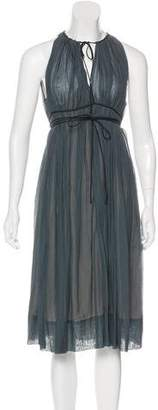 3.1 Phillip Lim Sleeveless Midi Dress