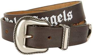 Palm Angels Logo Belt
