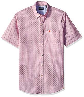Dockers Short Sleeve Button Down Comfort Flex Shirt