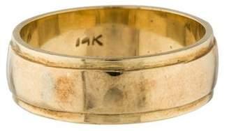 Ring 14K Wedding Band