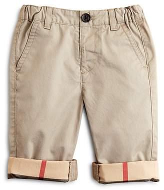 Burberry Boys' Khaki Pants - Baby