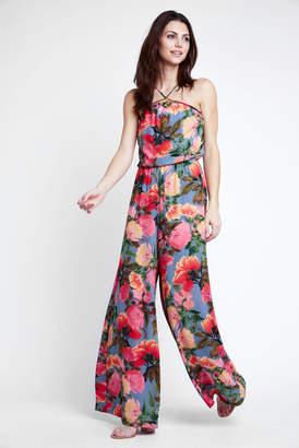 Show Me Your Mumu Exclusive Floral Print Jumpsuit