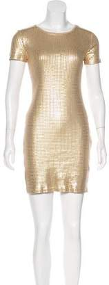 MICHAEL Michael Kors Mini Sequined Dress