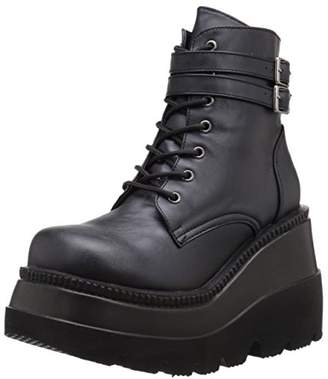 Demonia Women's Sha52/Bvl Boot