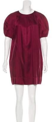 Proenza Schouler Mini Pleated Dress
