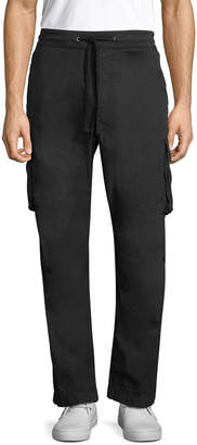 James Perse Stretch Poplin Cargo Pant