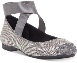 Jessica Simpson Mandalaye Elastic Ballet Flats Women Shoes