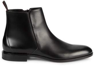 HUGO BOSS Grafity Leather Chelsea Boots