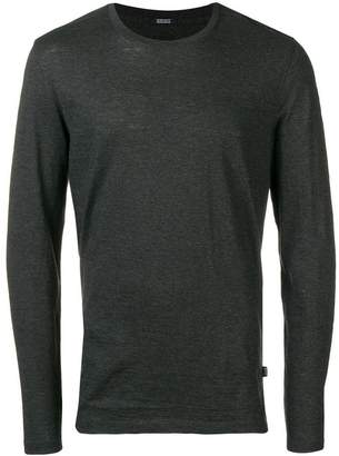 HUGO BOSS crew neck sweatshirt