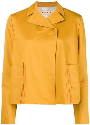 Marni relaxed fit jacket