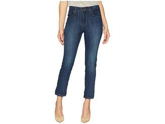 Levi's Womens 724 High-Rise Straight Crop