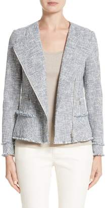 Lafayette 148 New York Owen Tweed Jacket